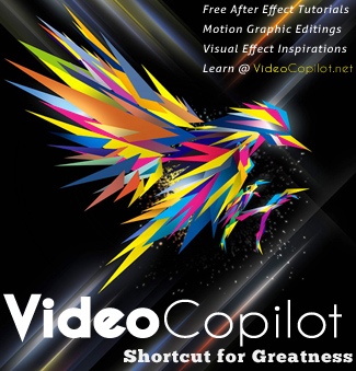 Magzine advertisment for Video Copliot series 2